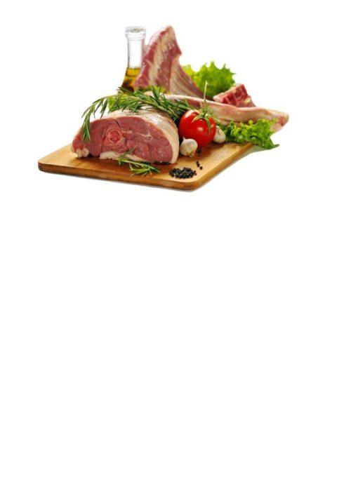 בשר טרי וקפוא