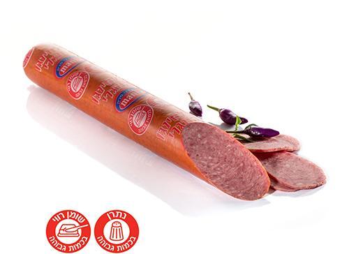 """Колбаса """"Фламинго"""" венгерская"""