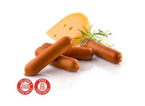 נקניקיות גבינה